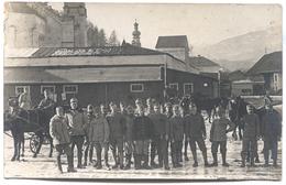 AUSTRIA / HUNGARY - WW1,  K.u.K. GALIZIEN / BUKOWINA, Seal MOBILE PFERDESPITALSSEKTION, 1916. - Guerra 1914-18