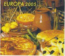 Europa Cept 2005 Bulgaria Booklet ** Mnh (35978) GALAXY PRICE - 2005
