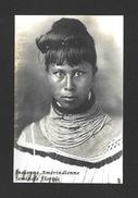 INDIENS AMÉRIQUE DE NORD - INDIANS - FEMME INDIENNE AMÉRINDIENNE DE LA TRIBUE SEMINOLE DE LA FLORIDE - Indiens De L'Amerique Du Nord