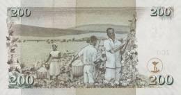 KENYA P. 49c 200 S 2008 UNC - Kenya