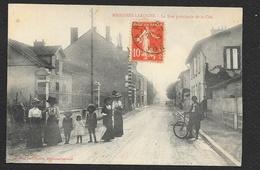 MIGENNES LAROCHE La Rue Principale De La Cité (Guillot) Yonne (89) - Migennes