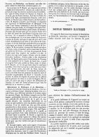 NOUVEAU TIMBREUR ELECTRIQUE     1879 - Stamps