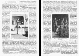 LA PHOSPHORESCENCE   1879 - Ohne Zuordnung