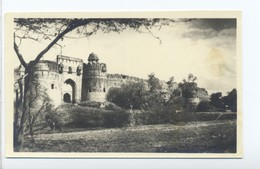 Post Card  Old Fort DELHI - India