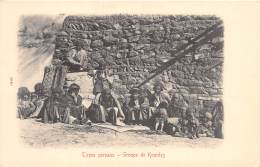 KURDISTAN / Types Persans - Iran - Groupes De Kourdes - Cartes Postales