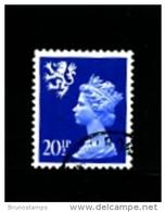 GREAT BRITAIN - 1983  SCOTLAND  20 1/2p.  PCP  FINE USED  SG S46 - Regionali