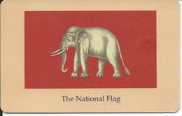 éléphant Elephant Animal  Télécarte Phonecard  Karte (S.93) - Thaïlande