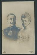 Famille Royale Allemande.  Dynastie. Photo-carte. - Personnes Identifiées