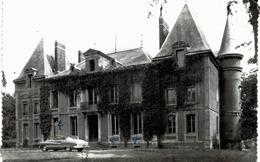 Autremencourt - Château + Voiture - Autres Communes