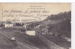 Vosges - Sénones - La Poterosse - Vue Générale - Senones