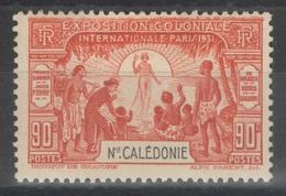 Nouvelle-Calédonie - YT 164 * - Ungebraucht