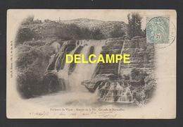DF / 30 GARD / ENVIRONS DU VIGAN / GORGES DE LA VIS / CASCADE DE NAVACELLES / CIRCULÉE EN 1904 - Francia
