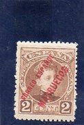 MAROC 1903-9 * - Spanish Morocco