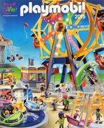 Catalogue Playmobil 2015 Avec Au Centre Le Catalogue D'articles Complementaires - Playmobil