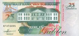 Ref. 654-1054 - BIN SURINAME . 1996. 25 GULDEN SURINAME 1996 - Suriname