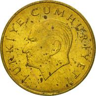 Turquie, 500 Lira, 1989, SUP, Aluminum-Bronze, KM:989 - Turquie