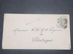INDES NEERLANDAISES - Entier Postal En 1900 Pour Pekalonga - L 8301 - Indes Néerlandaises