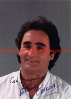 Antonio Ordonez Opera Signed Photo 12,5x17,5cm - Autographes