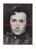 Bruno Sebastian Opera Signed Photo 16x21,5cm - Autographes