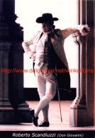 Roberto Scanduzzi Opera Photo 13x19cm - Don Giavanni - Photos
