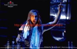 Roberto Scanduzzi Opera Photo 20x13cm - Mephistopheles - Photos