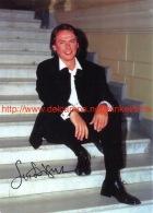Misha Didyk Opera Signed Photo 13x18cm - Autographes