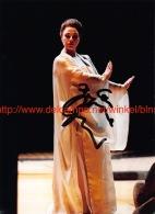 Lidia Tirenda Opera Signed Photo 12x16cm - Autographes