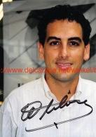 Juan Diego Florez Opera Signed Photo 10x14cm - Autographes