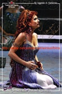Francesca Patane Opera Signed Photo 13,5x20cm - Sakuntala - Autographes