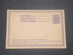 FINLANDE - Entier Postal Non Voyagé - L 8302 - Finland