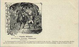 FOLKLORE  -- VENDEE --  N° 10 - Vendée Militaire - France