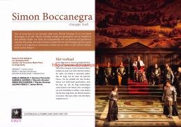 Simon Boccanegra - Guiseppe Verdi - Manifesti & Poster