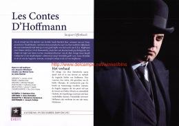 Les Contes D'Doffmann - Jacques Offenbach - Affiches & Posters