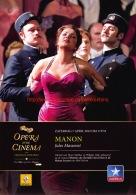 Manon - Jules Massenet - Anna Netrebko - Plakate & Poster