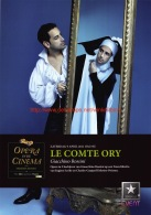 Le Comte Ory - Giacchino Rossini - Affiches & Posters