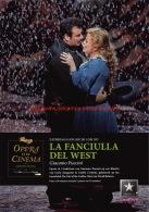 La Fanciulla Del West - Giacomo Puccini - Plakate & Poster