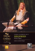 Siegfried - Richard Wagner - Jay Hunter Morris - Affiches & Posters