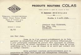 Produit Routier Route Colas Produit Bitumineux Pour Carrosserie Automobile Timberman Demati - Cars