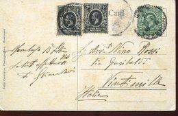22073 East Africa And Uganda, Circuled Card 1914 From Mombasa To Italy (see 2 Scan) - Kenya, Uganda & Tanganyika