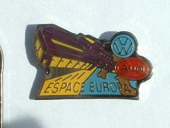 Pin´s  AUDI VOLKSWAGEN - ESPACE EUROPA - Audi