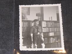 27/11/38 - Adolescent En Uniforme Des Jeunesses Hitlériennes. - 1939-45