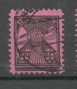 """Sowjetische Zone 16 """"12 Pfg-Briefmarke Aus Satz Zur 1. Ausgabe In  Mecklenburg """" Gestempelt Mi.:3,,00 - Zone Soviétique"""