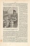 LAMINA ESPASA 4874: El Leviatan En El Puerto De Southampton - Otras Colecciones