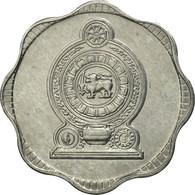 Sri Lanka, 10 Cents, 1978, FDC, Aluminium, KM:140a - Sri Lanka
