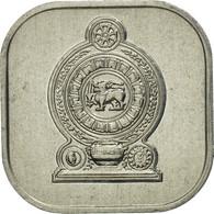 Sri Lanka, 5 Cents, 1978, FDC, Aluminium, KM:139a - Sri Lanka