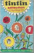 TINTIN SELECTION  N° 2   -  DARGAUD 1968  ( DAN COOPER / RIC HOCHET ) - Tintin