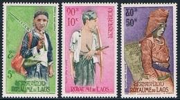 Laos - Ethnies PA 43/45 ** - Laos