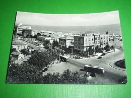 Cartolina Rimini - Alberghi E Oriental Park 1954 - Rimini