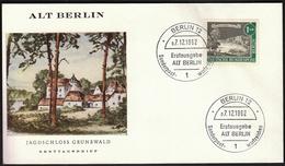 Germany Berlin 1962 / Alt Berlin / Jagdschloss Grunewald / Castle - [7] República Federal