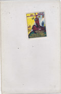 CARD ERINNOFILO VIGNETTE O.N.D. GEMONA FRIULI 1931 MANIFESTAZIONI -2-0882-27337 - Erinnophilie